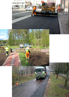 Asfaltti, asfaltin hinta, pihan asfaltointi, asfalttityöt