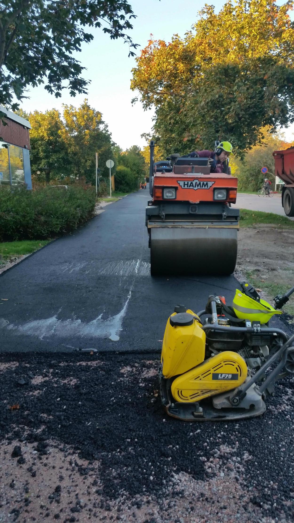 Pihan asfaltointi hinta ja asfaltin hinta 2017